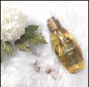 OGX® Argan Oil Of Morocco Weightless Healing Dry Oil uploaded by Myrhalyn D.