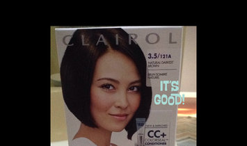 Clairol Nice 'N Easy Permanent Color 2BB/124 Natural Blue Black uploaded by Cristina C.