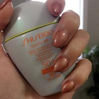 Shiseido Sports BB WetForce SPF 50+ uploaded by Vanessa C.