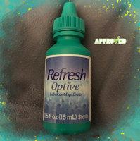 Refresh Optive Lubricant Eye Drops - 2 CT uploaded by Wanda D.