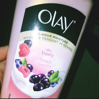 Olay Silky Berry Body Lotion uploaded by Raquel R.