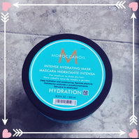 Intense Hydrating Mask from Moroccanoil [16.9 oz] uploaded by Andrea C.