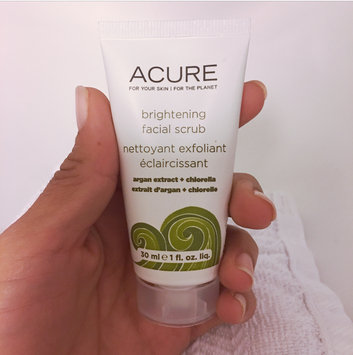 Acure Brightening Facial Scrub uploaded by Paige R.