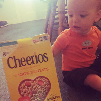 Photo of Cheerios General Mills Cereal uploaded by Ashley W.