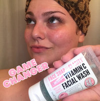 Soap & Glory Face Soap and Clarity 3-in-1 Daily Detox Vitamin C Facial Wash, Refreshing Chamomile & Mint uploaded by Becca G.