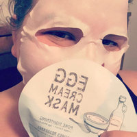 too cool for school Egg Cream Mask Pore Tightening uploaded by Ashlee H.