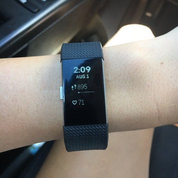 Fitbit Charge 2 - Plum, Small by Fitbit uploaded by Courtney G.