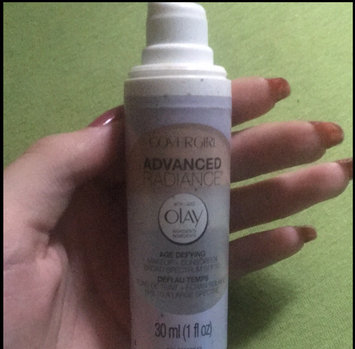 COVERGIRL Advanced Radiance Age-Defying Liquid Makeup uploaded by Morgan W.