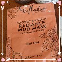 SheaMoisture Coconut & Hibiscus Radiance Mud Mask uploaded by Niki J.