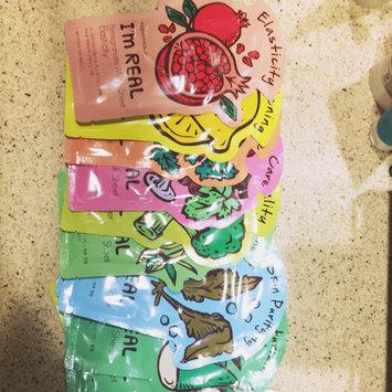 Tony Moly - I'm Real Avocado Mask Sheet (Nutrition) 10 pcs uploaded by Ashley E.