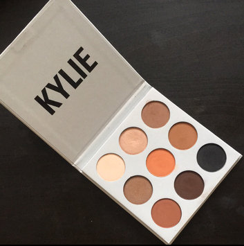 Kylie Cosmetics The Bronze Palette Kyshadow uploaded by Iuliia P.