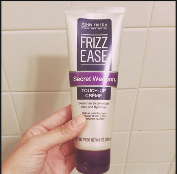 John Frieda Frizz-Ease Secret Weapon Flawless Finishing Creme uploaded by Katy C.