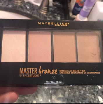 Maybelline Facestudio® Master Bronze® Kit uploaded by Donna V.