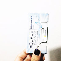 Acuvue Oasys Contact Lenses uploaded by mabel v.