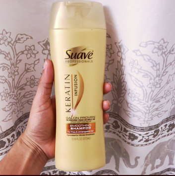Suave Professionals® Keratin Infusion Smoothing Shampoo uploaded by Carla L.