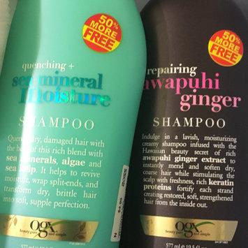OGX® Argan Oil Of Morocco Shampoo uploaded by Laura O.