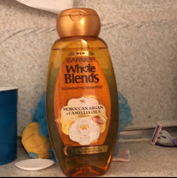 Photo of Garnier Whole Blends®  Illuminating Shampoo with Moroccan Argan and Camellia Oils Extracts uploaded by Samantha J.