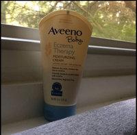 Aveeno Baby Eczema Therapy Moisturizing Cream uploaded by Carla P.