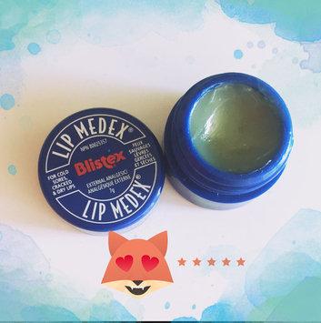 Blistex Lip Medex Analgesic Lip Protectant uploaded by Xoey Z.