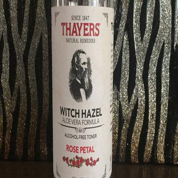Thayers Alcohol-Free Rose Petal Witch Hazel Toner uploaded by Stevi L.