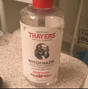 Thayers Alcohol-Free Rose Petal Witch Hazel Toner uploaded by Kien S.