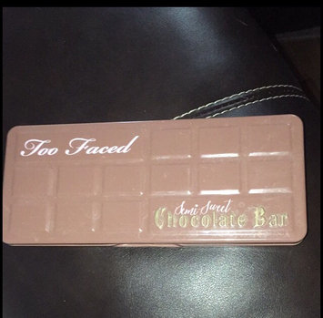 Too Faced Semi Sweet Chocolate Bar uploaded by Casey B.