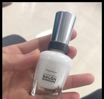 Photo of Sally Hansen® Complete Salon Manicure™ Nail Polish uploaded by Carolina M.