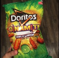 Doritos Dinamita Chile Limon Rolled Tortilla Chips uploaded by McCall W.