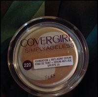 COVERGIRL Olay Simply Ageless Instant Wrinkle Defying Foundation uploaded by Alysha L.
