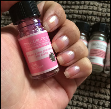 Photo of Perfect Formula Pink Gel Coat 0.6 oz uploaded by Melissa H.