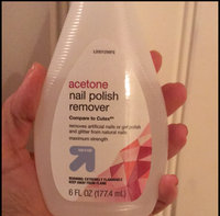 up & up Acetone Nail Polish Remover uploaded by Stacie J.