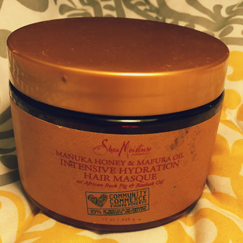 Photo of SheaMoisture Manuka Honey & Mafura Oil Intensive Hydration Masque uploaded by Courtney H.