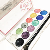 CITY COLOR Intense Shine Eye Shadow Palette - Metallic uploaded by mabel v.
