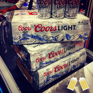 Photo of Coors Light uploaded by Alina M.