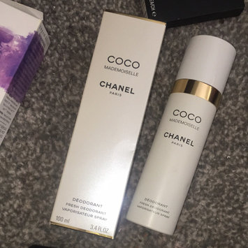 Photo of CHANEL Coco Mademoiselle, Fresh Deodorant Spray uploaded by Mollie D.