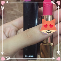 CHANEL Rouge Allure Velvet, Intense Long-Wear Lip Colour uploaded by Elisa H.