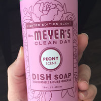 Mrs. Meyer's Clean Day Peony Dish Soap uploaded by Alyssa L.