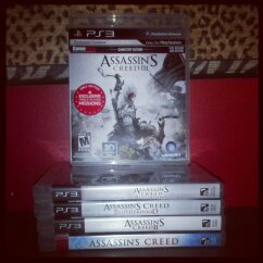 Photo of Assassin's Creed III uploaded by Shannon C.