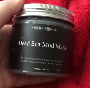 Photo of Pure Body Naturals Dead Sea Mud Mask uploaded by Erica H.