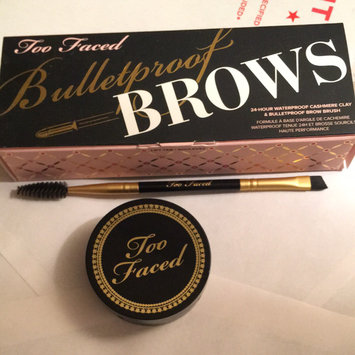 Photo of Too Faced Bulletproof Brows uploaded by Shanti R.