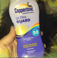 Coppertone UltraGuard Sunscreen Lotion uploaded by Jacqueline Q.