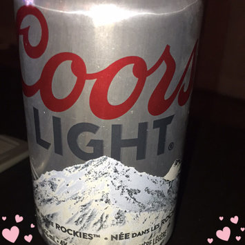 Photo of Coors Light uploaded by Courtney B.