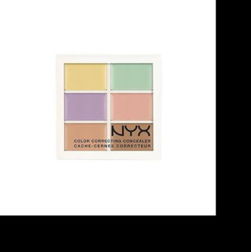NYX Color Correcting Concealer Palette uploaded by Miaalmanzayt