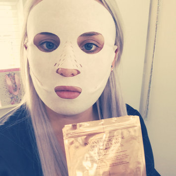 Photo of Charlotte Tilbury Instant Magic Facial Dry Sheet Mask uploaded by Laura B.