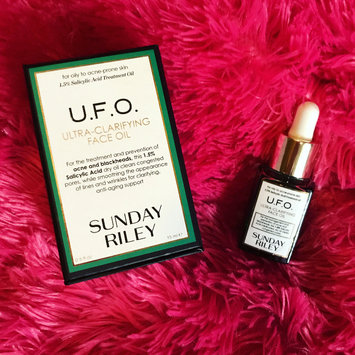 Sunday Riley U.F.O. Ultra-Clarifying Face Oil uploaded by Marielle M.