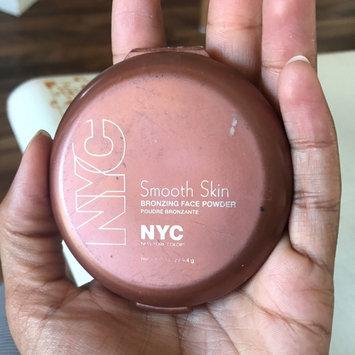 NYC Smooth Skin Bronzing Face Powder uploaded by Katherine W.