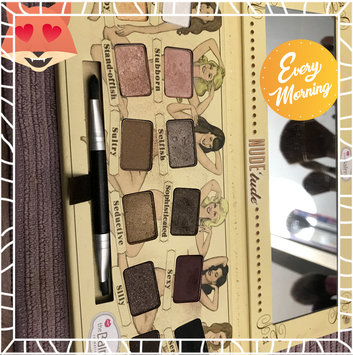 The Balm Nude'tude Palette uploaded by Vicki W.