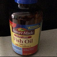 Nature Made Fish Oil Dietary Supplement Softgels, 1000mg, 160 count uploaded by Vicki W.