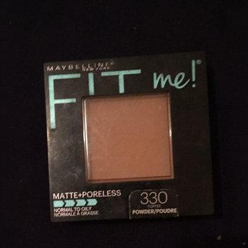 Maybelline Fit Me! Pressed Powder uploaded by Ariana W.