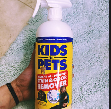 Photo of Kids 'N' Pets Instant All-Purpose Stain And Odor Remover uploaded by Kathy B.
